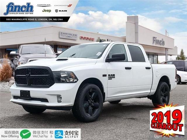 2019 RAM 1500 Classic ST (Stk: 97307) in London - Image 1 of 26