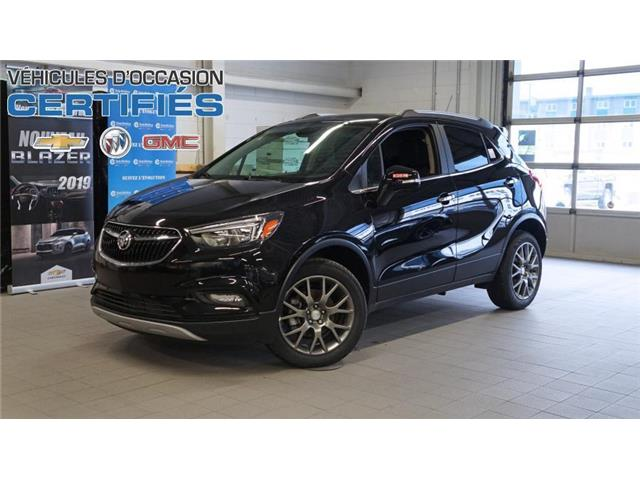 2019 Buick Encore Sport Touring (Stk: K0976X) in Trois-Rivières - Image 1 of 21
