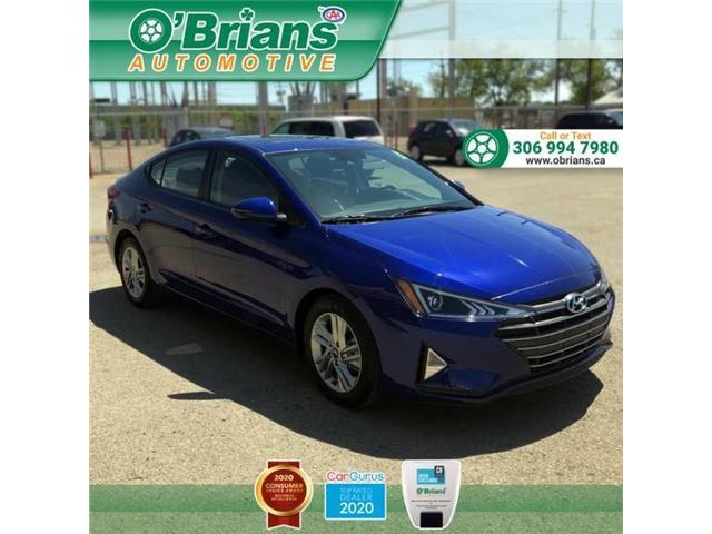 2019 Hyundai Elantra Preferred KMHD84LF0KU869934 13248A in Saskatoon