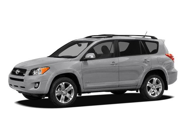 2009 Toyota RAV4 Limited (Stk: 687NBA) in Barrie - Image 1 of 2