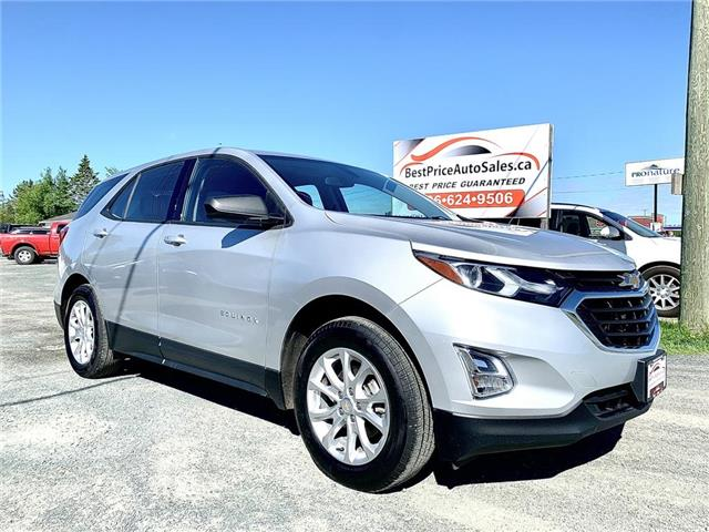 2018 Chevrolet Equinox LS (Stk: A3334) in Miramichi - Image 1 of 30