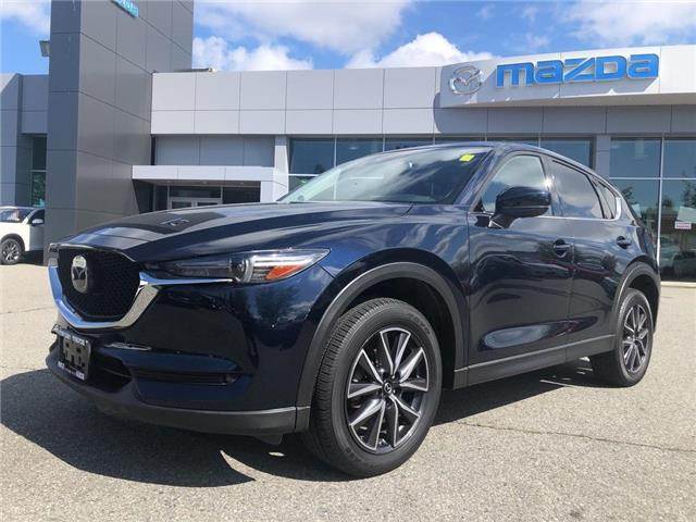 2017 Mazda CX-5 GT (Stk: P4282) in Surrey - Image 1 of 15
