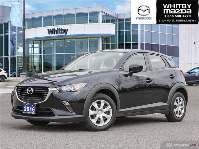 2016 Mazda CX-3 GX (Stk: 190640A) in Whitby - Image 1 of 27