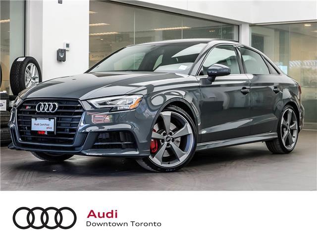 2019 Audi S3 2.0T Technik (Stk: P3729) in Toronto - Image 1 of 28
