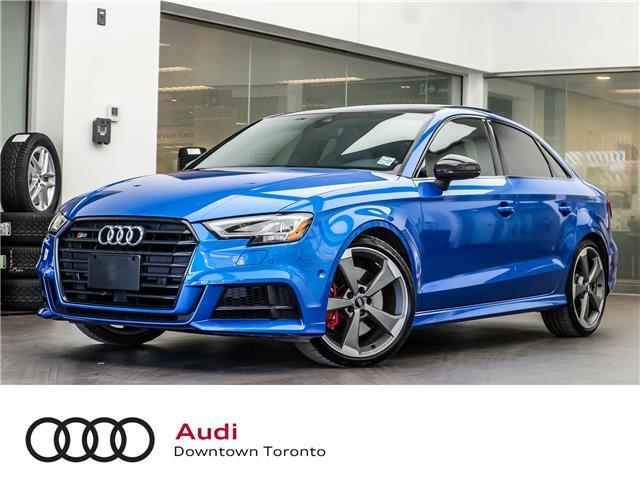 2019 Audi S3 2.0T Technik (Stk: P3736) in Toronto - Image 1 of 29