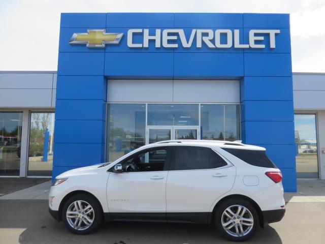 2018 Chevrolet Equinox Premier (Stk: 46269) in STETTLER - Image 1 of 22