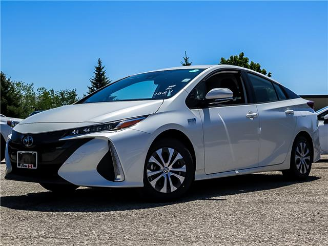 2020 Toyota Prius Prime Upgrade (Stk: 07024) in Waterloo - Image 1 of 18