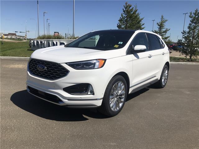 2020 Ford Edge Titanium (Stk: LED020) in Ft. Saskatchewan - Image 1 of 22