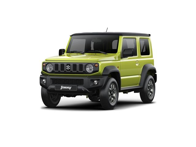 2021 Suzuki Jimny GLX (Stk: 28090) in Philipsburg - Image 1 of 8