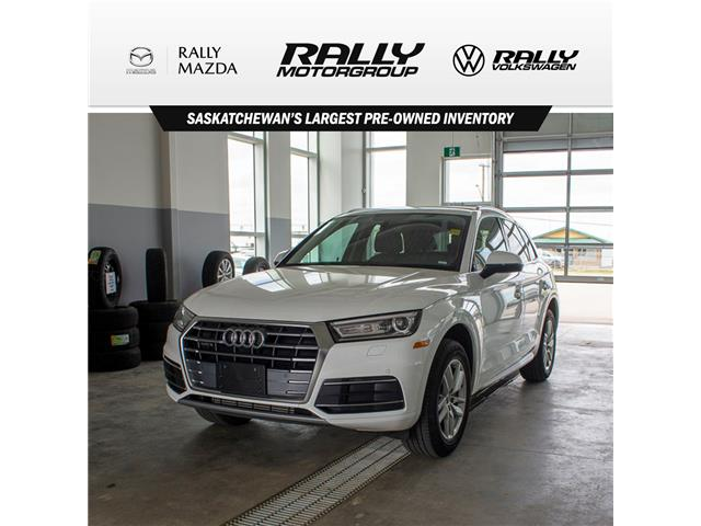 2019 Audi Q5 45 Komfort (Stk: V1216) in Prince Albert - Image 1 of 15