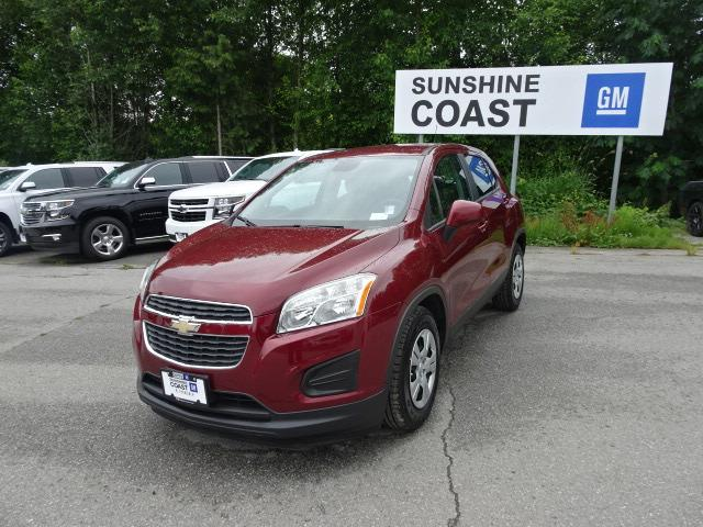 2015 Chevrolet Trax LS (Stk: CL191059A) in Sechelt - Image 1 of 18