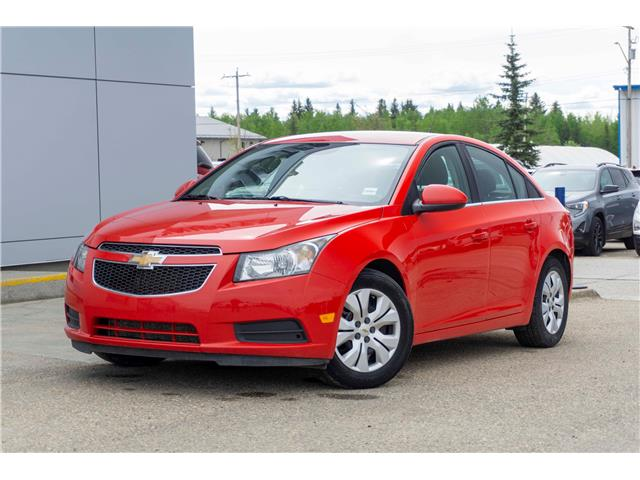 2014 Chevrolet Cruze 1LT (Stk: P20-141) in Edson - Image 1 of 17