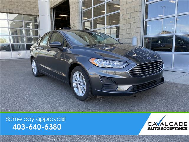 2019 Ford Fusion SE (Stk: 60838) in Calgary - Image 1 of 23