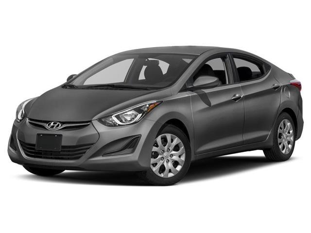 2015 Hyundai Elantra GL (Stk: 16551A) in Thunder Bay - Image 1 of 9