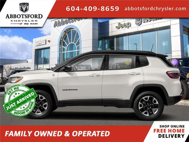 2020 Jeep Compass Trailhawk (Stk: L127670) in Abbotsford - Image 1 of 1