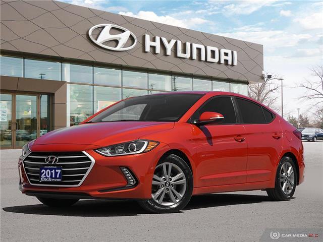 2017 Hyundai Elantra GL (Stk: 76298) in London - Image 1 of 27