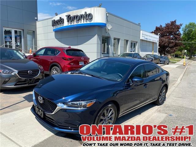 2019 Mazda MAZDA6 GS-L Auto (Stk: DEMO81851) in Toronto - Image 1 of 14