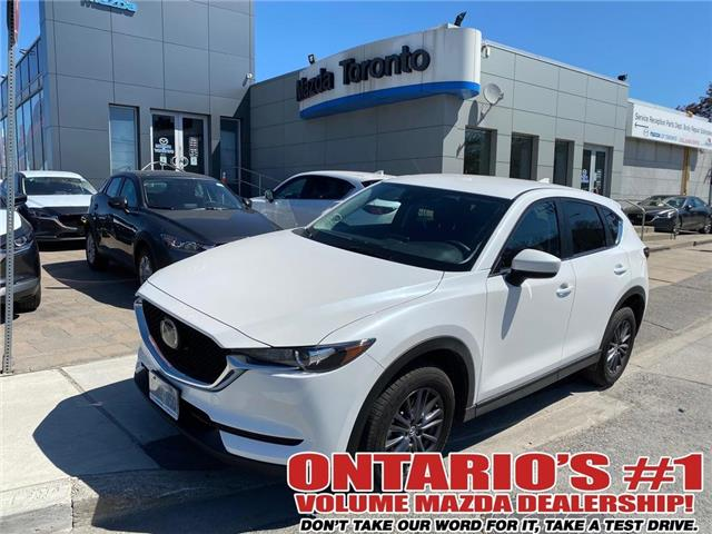 2020 Mazda CX-5 GS Auto FWD (Stk: DEMO85316) in Toronto - Image 1 of 11