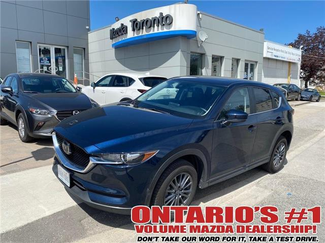 2019 Mazda CX-5 GS (Stk: DEMO81237) in Toronto - Image 1 of 11