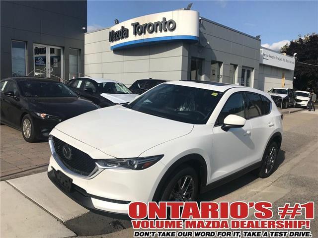 2019 Mazda CX-5 Signature w/Diesel (Stk: NEW82376) in Toronto - Image 1 of 14