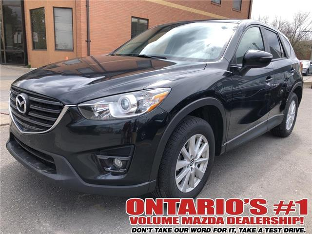 2016 Mazda CX-5 GS (Stk: 81906A) in Toronto - Image 1 of 23