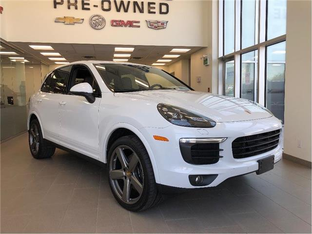 2017 Porsche Cayenne Platinum Edition (Stk: UA91016) in Mississauga - Image 1 of 29