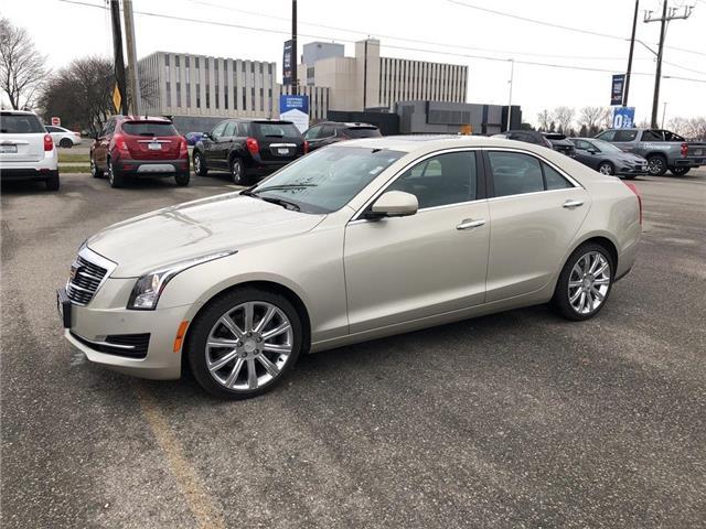 2015 Cadillac ATS 2.0L Turbo Luxury (Stk: K368B) in Chatham - Image 1 of 22