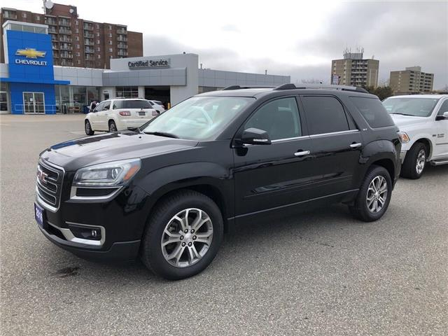 2016 GMC Acadia SLT1 (Stk: TK388A) in Chatham - Image 1 of 19