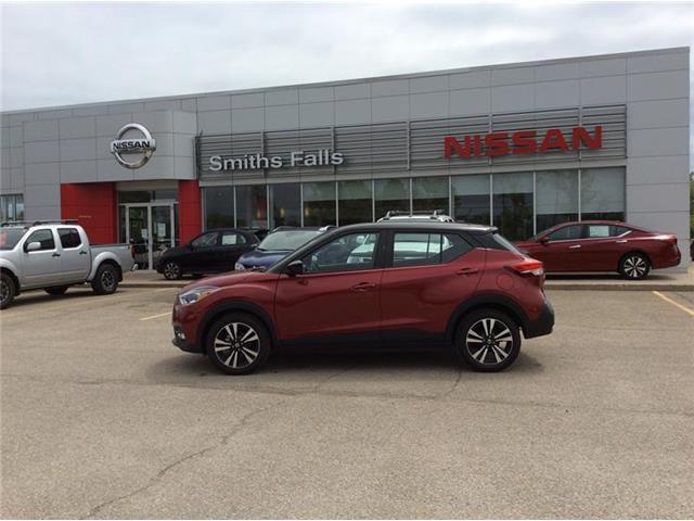 2020 Nissan Kicks SV (Stk: 20-096) in Smiths Falls - Image 1 of 13
