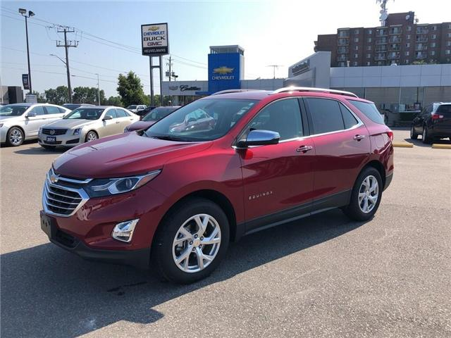 2019 Chevrolet Equinox Premier (Stk: H207A) in Chatham - Image 1 of 18