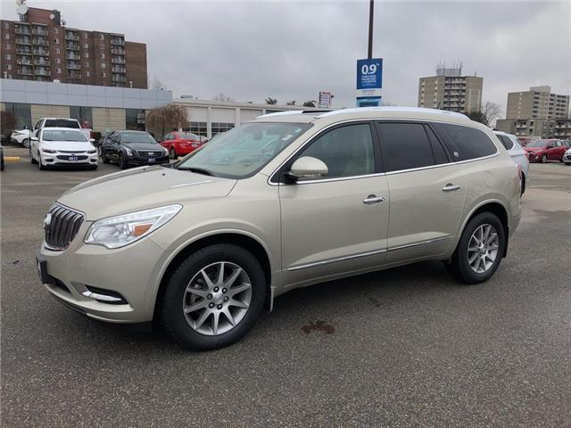 2016 Buick Enclave Leather (Stk: TK573A) in Chatham - Image 1 of 21