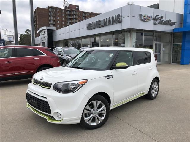 2016 Kia Soul  (Stk: 20023A) in Chatham - Image 1 of 17