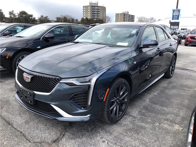 2020 Cadillac CT4 Sport (Stk: L210) in Chatham - Image 1 of 4