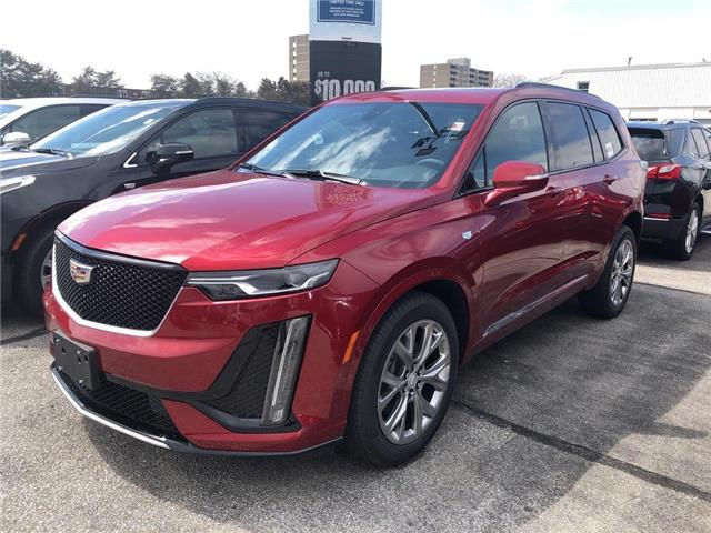 2020 Cadillac XT6 Sport (Stk: L163) in Chatham - Image 1 of 5