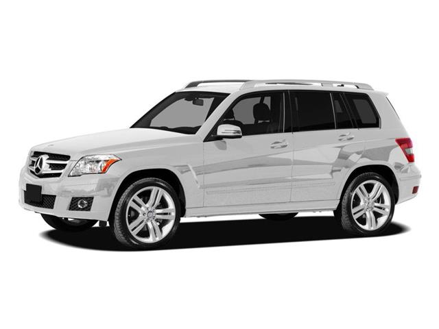 2010 Mercedes-Benz Glk-Class Base (Stk: 1915891) in Thunder Bay - Image 1 of 4
