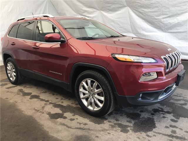 2016 Jeep Cherokee Limited (Stk: 1614492) in Thunder Bay - Image 1 of 3