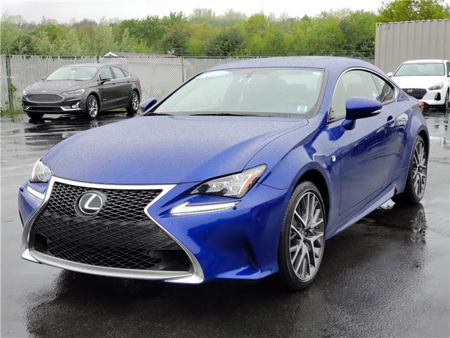 2015 Lexus RC 350 Base JTHSE5BC0F5002825 10757 in Lower Sackville