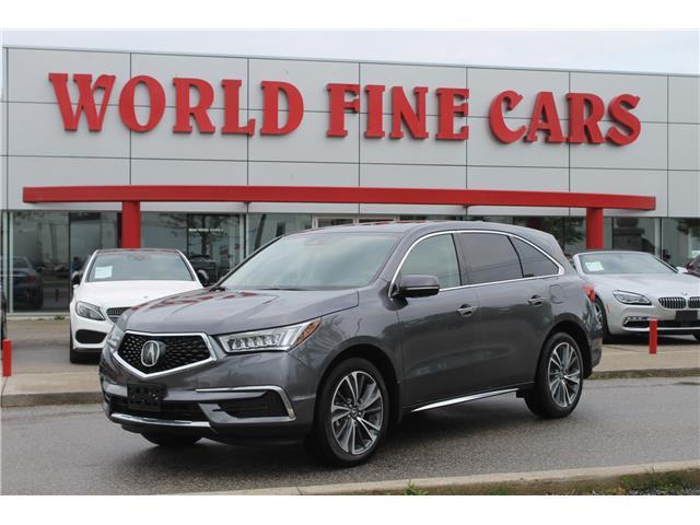 2019 Acura MDX Tech (Stk: 17283) in Toronto - Image 1 of 25
