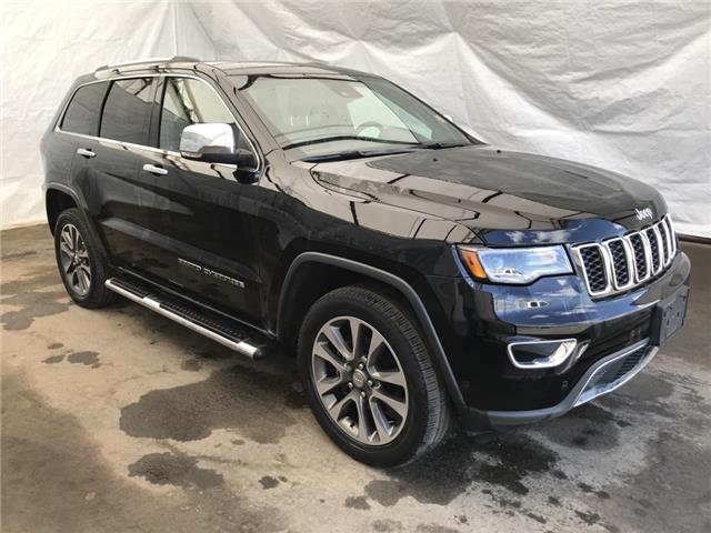 2018 Jeep Grand Cherokee Limited (Stk: U1871) in Thunder Bay - Image 1 of 10