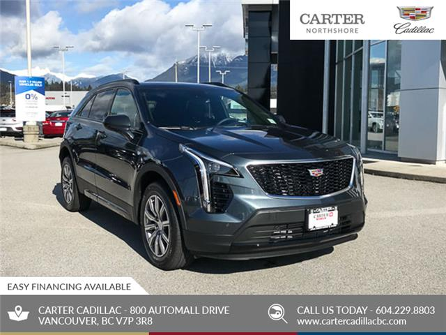 2020 Cadillac XT4 Sport (Stk: D31510) in North Vancouver - Image 1 of 23