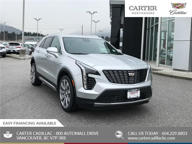 2020 Cadillac XT4 Premium Luxury (Stk: D16850) in North Vancouver - Image 1 of 22