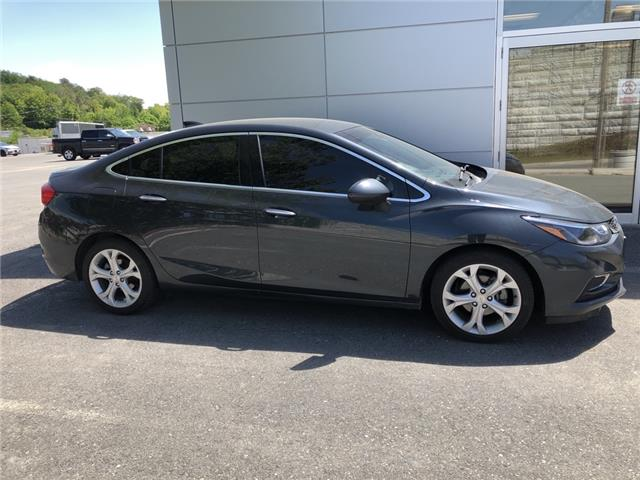 2018 Chevrolet Cruze Premier Auto (Stk: 21420B) in Blind River - Image 1 of 11