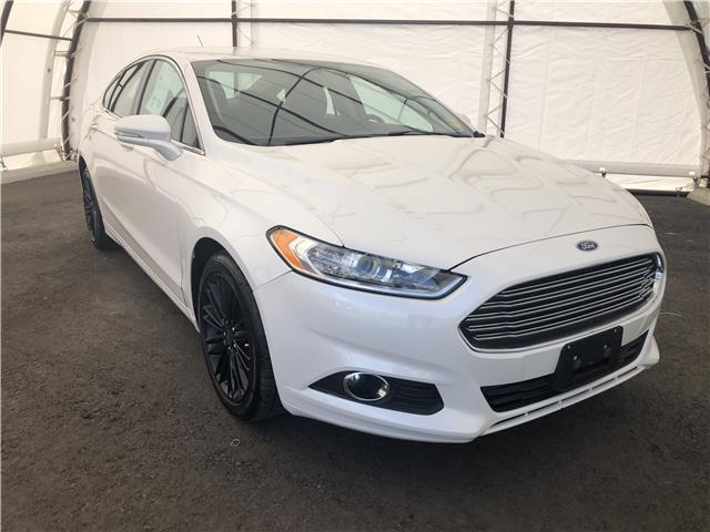 2014 Ford Fusion SE (Stk: 16295AZO) in Thunder Bay - Image 1 of 16