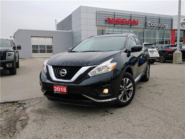 2016 Nissan Murano SV (Stk: CGN115472) in Cobourg - Image 1 of 31