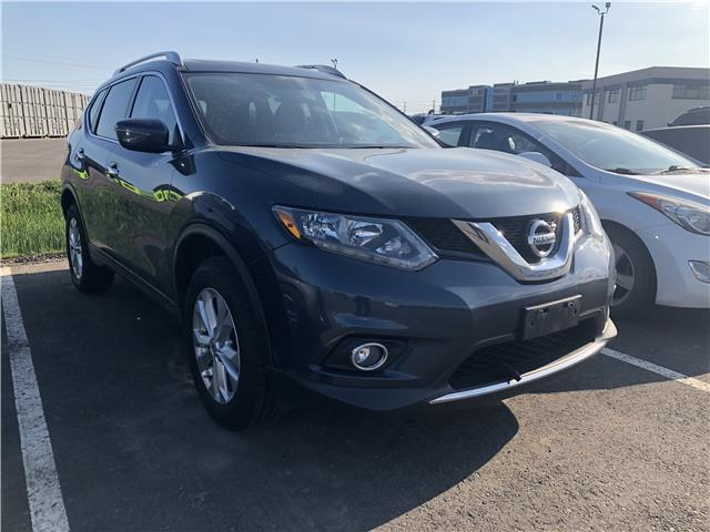 Used 2016 Nissan Rogue SV LOCAL TRADE, ONE OWNER, LOW KILOMETRES, CARFAX CLEAN, HEATED SEATS, BLUETOOTH - Thunder Bay - Superior Hyundai