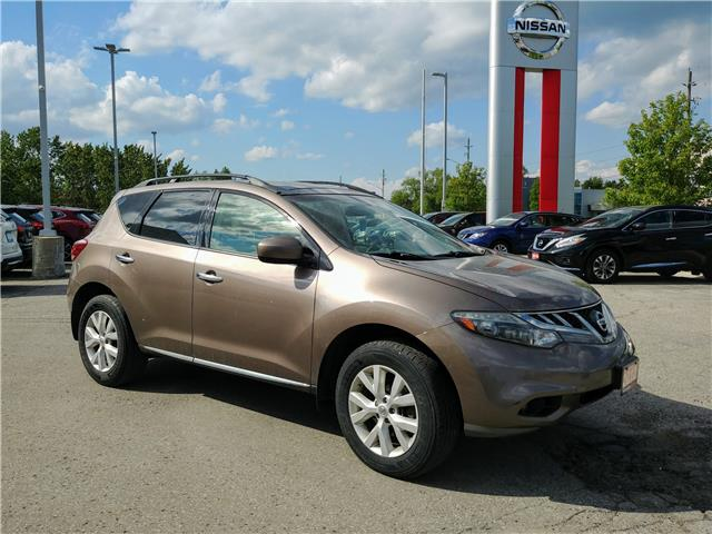2012 Nissan Murano  (Stk: CHC734816A) in Cobourg - Image 1 of 1