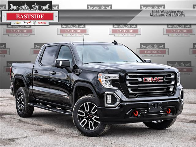 2020 GMC Sierra 1500 AT4 (Stk: LZ275864) in Markham - Image 1 of 30