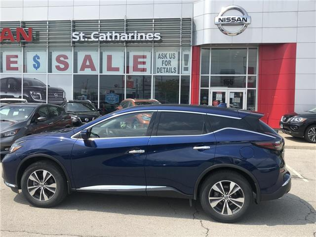 2019 Nissan Murano  (Stk: P2670) in St. Catharines - Image 1 of 10