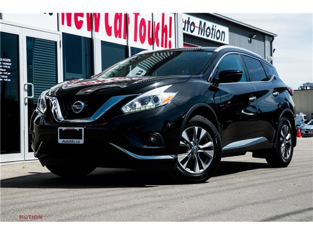 2016 Nissan Murano  (Stk: 20367) in Chatham - Image 1 of 27