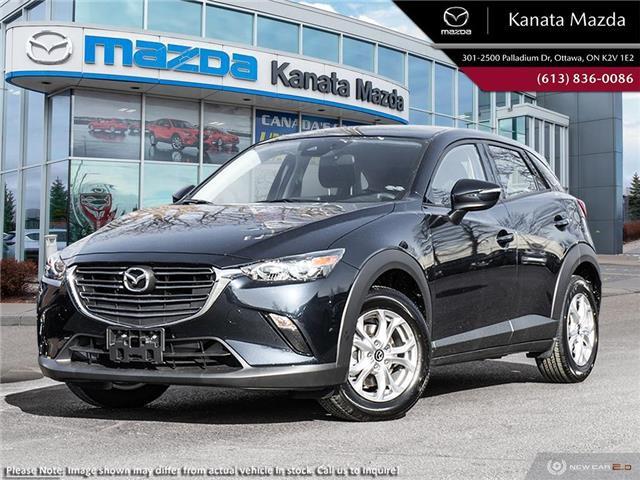 2020 Mazda CX-3 GS (Stk: 11533) in Ottawa - Image 1 of 23
